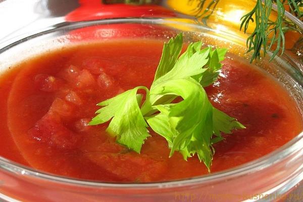 Суп для похудения 1