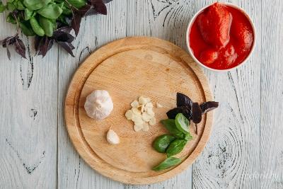 Домашний томатный соус для пиццы 2