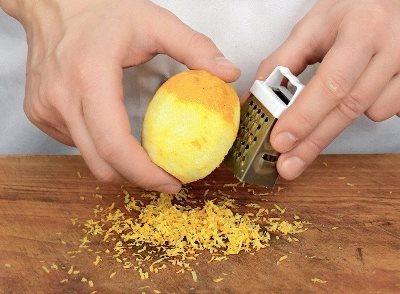 Лимонные пирожные 3