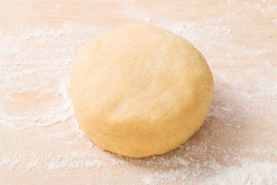 Яблочный пирог по немецкому рецепту 3