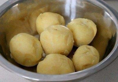 Картофельные пирожки с грибами 2