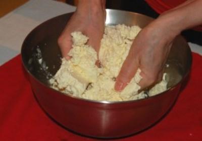 Осетинский пирог с картошкой 12