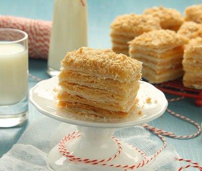 Слоёный торт «Для тебя» 2