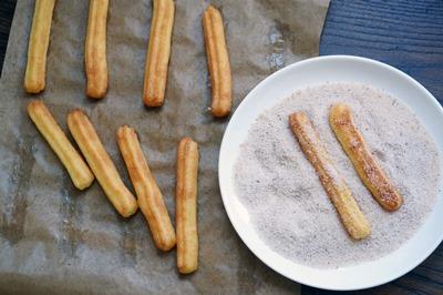 Чуррос — испанский десерт, который любит весь мир 14