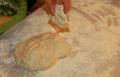 Осетинский пирог с картошкой 16
