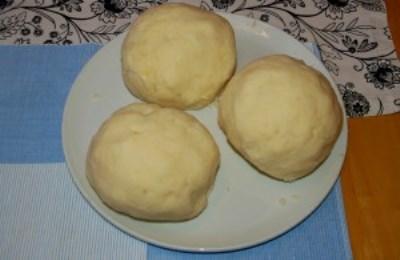 Осетинский пирог с картошкой 20