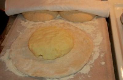 Осетинский пирог с картошкой 21