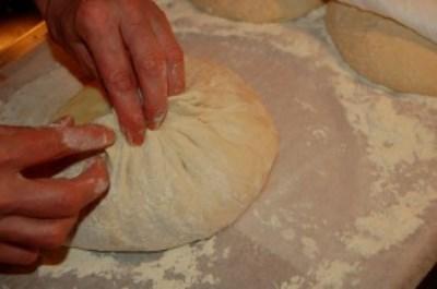Осетинский пирог с картошкой 22