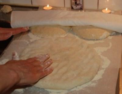 Осетинский пирог с картошкой 26