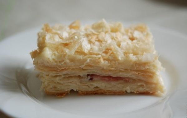 Слоёный торт «Для тебя» 1