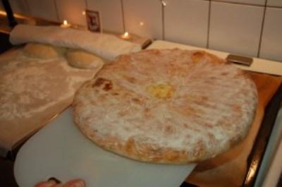 Осетинский пирог с картошкой 29
