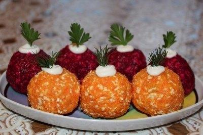 Оригинальные закуски в виде шариков 9 рецептов 3