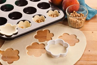 Малиновое печенье 3