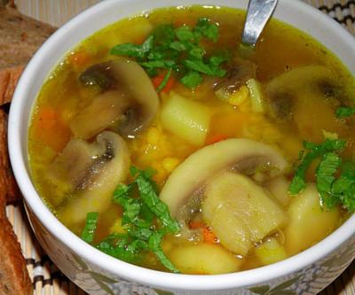10 рецептов самых вкусных супов 3
