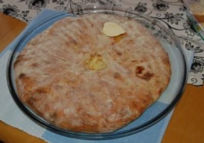 Осетинский пирог с картошкой 30