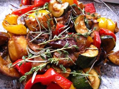 Овощи гриль в маринаде 3 рецепта 4