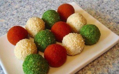 Оригинальные закуски в виде шариков 9 рецептов 6