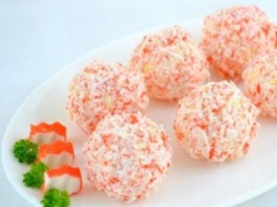 Оригинальные закуски в виде шариков 9 рецептов 10