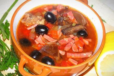 10 рецептов самых вкусных супов 6