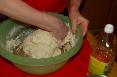 Осетинский пирог с картошкой 8