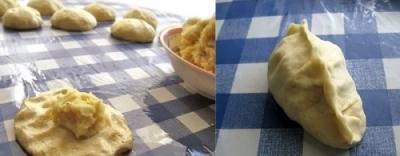 Жареные пирожки с картошкой 9