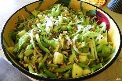 Лучшие рецепты салатов для похудения 5
