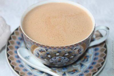 Зефирный горячий шоколад по-австрийски 6