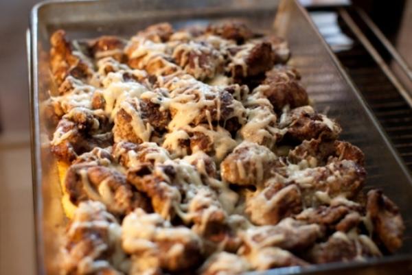 Печень говяжья, томленая в сливках 1