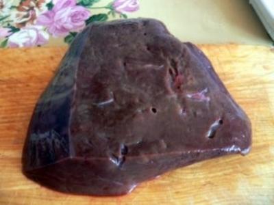 Печень говяжья, томленая в сливках 2
