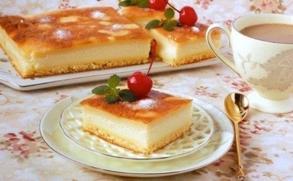 «Умное» пирожное 1