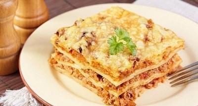 5 рецептов лазаньи 2