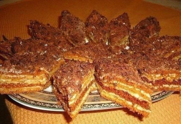 """Торт """"Мужской идеал"""""""