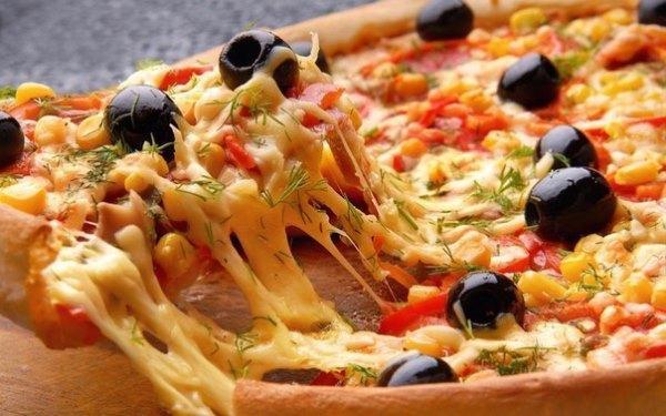 Пицца: 3 моментальных варианта теста и 7 лучших начинок! 1