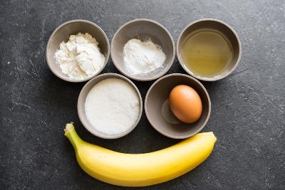 Шикарная банановая запеканка 1