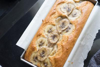 Шикарная банановая запеканка 14