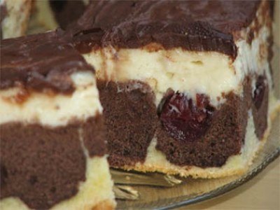 Торт «Дунайские волны» 2 рецепта 18