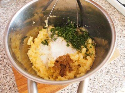 Алупатры - картофельные рулетики 2