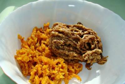 Сладкая колбаска 2
