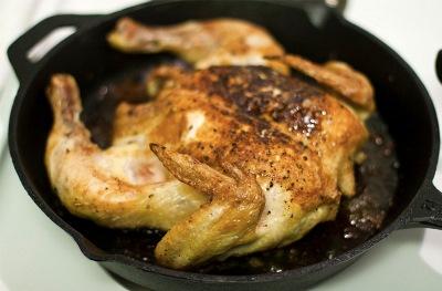 5 вкусных секретов курицы, запеченной целиком 4