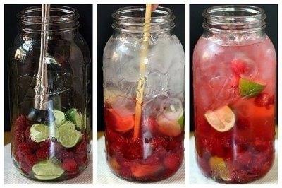 Рецепты приготовления полезной и вкусной воды из фруктов и трав 3