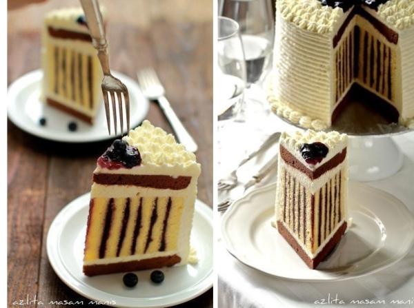 Крученые торты или торты-рулеты 1