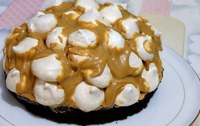 Домашний трюфельный торт 5