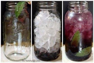 Рецепты приготовления полезной и вкусной воды из фруктов и трав 4