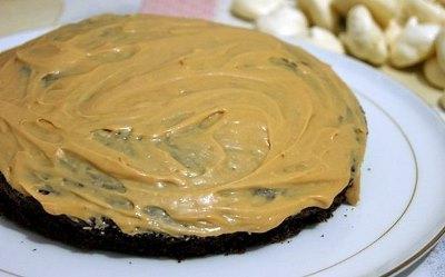 Домашний трюфельный торт 4