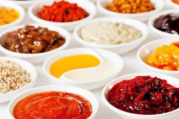 15 диетических соусов на все случаи жизни