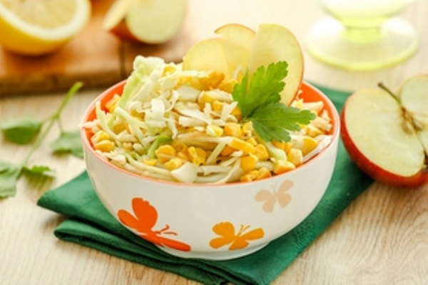 ТОП-5 салатов для легкого ужина