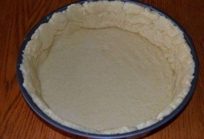 Цветаевский пирог с малиновой начинкой 5